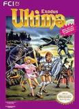 Ultima: Exodus (Nintendo Entertainment System)